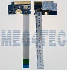 HP G42 G56 G62 G72 Compaq CQ42 CQ56 CQ62 CQ72 interruttore POWER BUTTON BOARD RIBBON
