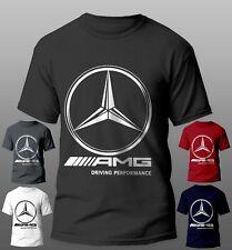 Fans T Shirt Mercedes AMG Driving Performance Fahrer 100% Baumwolle Cotton Auto