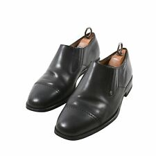 Van Bommel for mens formal casual shoes black size 1734 size 8 leather Authentic