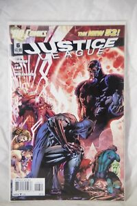 DC Comics Justice League (The New 52) Issue #6