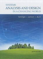 Systems Analysis and Design in a Changing World, 6th Edition  by  John W. Satzin