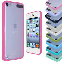 Slim Hard TPU Bumper Case Cover For Apple iPod Touch 7th 6th & 5th Generation