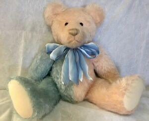 """23"""" MOHAIR TEDDY BEAR BY THE LATE PAMELA WOOLEY / FROM HER PRIVATE COLLECTION"""