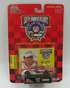 Racing Champions Hut Stricklin #8 50th Anniversary 1:64 Scale NASCAR