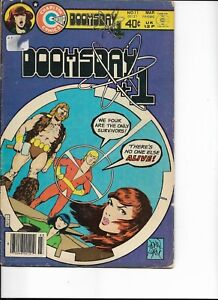DOOMSDAY+ 1--11--MARCH 1979--VERY GOOD