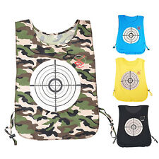Adjustable Tactical Elite Games Vest Double Sides Target Vest for Nerf N-Strike