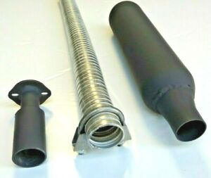 Firman Generator Exhaust Extension & Muffler