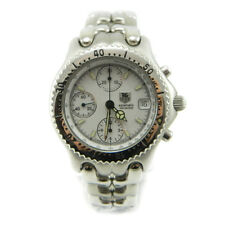 TAG HEUER Link Sel Automatic Watch orologio CHRONO uomo CG.2110.RO montre reloj