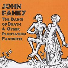 John Fahey - The Dance Of Death & Other Plantation Favorites (CDTAK 8909)