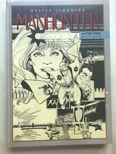 Walter Simonson Manhunter & Other Stories Artist's Edition IDW HC Giant Book NEW