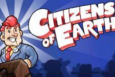Citizens of Earth STEAM KEY [PC] * Region-free