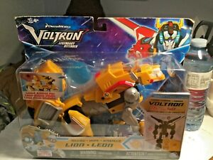 Dream works- Voltron Yellow Lion - 2017 - Sealed- Package Wear See Pics