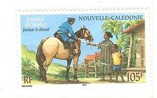 TIMBRES NOUVELLE CALEDONIE  YVERT N° 917NEUF ** FACTEUR A CHEVAL