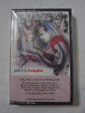 Jazz a la Francaise Claude Bolling Trio 1984 New Sealed Cassette Tape