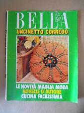 BELLA n°8 1976 [G685B] Rivista Vintage