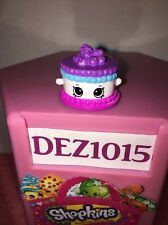 New!~SHOPKINS SEASON 7~BREE BIRTHDAY CAKE- Join the Party! 7-015 HTF!!