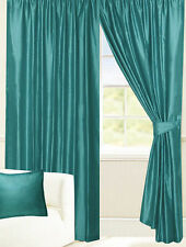 Satin Made to Measure Curtains & Pelmets
