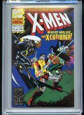 X-Men Annual #17 CGC 9.8 White 1st X-Cutioner