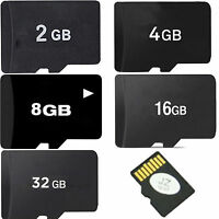 2GB 4GB 8GB 16GB 32GB MicroSD TF Flash Memory Card For Samsung LG Huawei Asus