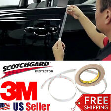 20 Ft 3M Clear Door Edge Protector Strip Anti Scratch Guard Protection INVISIBLE