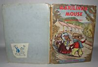 The Anytime Series - Marilinda Mouse- Marion Coombes- Copyright 1958, HB,