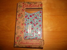 Blue / floral smartphone cover for Blackberry, CATH KIDSTON, NEW