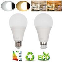 3/6X 12W LED Globe Light Bulbs Lamp Spotlight GLS Warm Day White E27 B22 ES BC