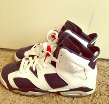 "AIR JORDAN 6 RETRO ""Olympic"" 2012 size 5Y"