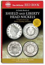 Guide Book of Shield & Liberty Head Nickels - Red Book, Whitman