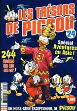 Livre BD magazine Picsou les trésors de Picsou Hors série automne 2013