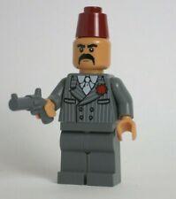 Kazim 7197 Indiana Jones Last Crusade Raiders Lost Ark Lego Minifigure Figure