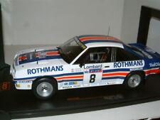 1/18 IXO OPEL MANTA 400 1983 RAC RALLY #8 McRAE, ROTHMANS