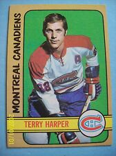 1972-73 Topps # 119 Terry Harper Vintage Card!  N/MT or Better!