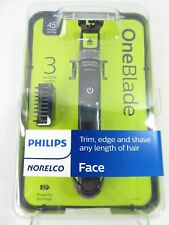 Philips Norelco OneBlade Face Body Hybrid Electric Trimmer Shaver QP2630/70