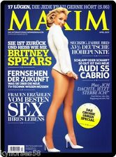Maxim Brittany Spears Magazine Cover Refrigerator Magnet