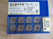 10Pcs New Sumitomo CNC blade CNMG120408N-GU AC700G