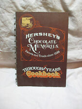 Hershey's Chocolate Memories Sweets and Treats Since 1895 History & Recipes HC