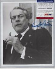 Kevin McCarthy Autographed 8x10 Photo Hollywood Actor TV Star PSA COA