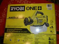 Details about  RYOBI ONE+18V Cordless Handheld Electrostatic Sprayer Kit P2890