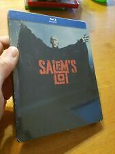 Salem's Lot Blu Ray Disc Steelbook Edition BRAND NEW FACTORY SEALED READ!!
