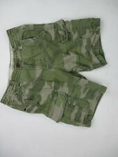 HOLLISTER SURF CARGO SHORTS CAMO Camouflage 28 Men's Army Military