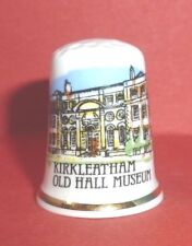 KIRKLEATHAM Old Hall MUSIUM Thimble Redcar & Cleveland River Tees by Birchcroft