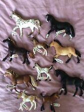 More details for schleich horse & foals bundle x10 brand new