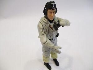 "21st Century 1:18 WWII German Snow Soldier W/Weapon & Accessories ""RARE"""