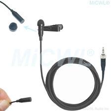 ME2 Solapa Micrófono Para Sennheiser Black G2 G3 G4 MKE2 Clip en el sistema inalámbrico