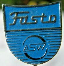 Abzeichen Anstecknadel Fasto ASW Niederlande Dutch RAR TOP