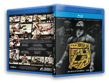 Pro Wrestling Guerrilla -Battle of Los Angeles 2017 Stage One BLU-RAY, BOLA PWG