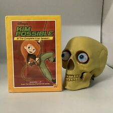 Kim Possible: The Complete First Season 1 (DVD, Exclusive) SEALED!! KIDS TV Show