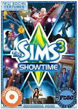 The Sims 3 Showtime Origin Code CD KEY WORLDWIDE REGION FREE