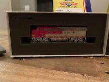 HO Scale Athearn Genesis G2607 ATSF Santa FE F3 A/b Diesel Set DCC Ready